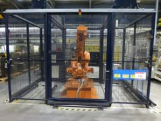 ABB IRB 4400 M2000 / IRB 4400/30 type B 110kg Pick & Place Palletising Robot Serial No. 44-27482 (