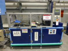 CG Automation Bobcat top/bottom case welding station, serial No.450700 (2000), plant No 10714