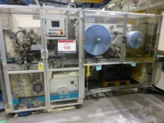 GIMA 8A1 DVD Thermal Rotary Welder, serial No. 8A1 50B0 (2005). Please note: A mandatory lift out