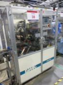 GIMA 884 DVD/wrapper/welder Serial No. 88480A0 (2002) Complete with 1200mm 180mm delivery