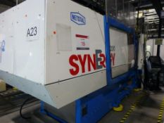 Netstal Synergy S-4200K-1700 CNC Plastic Injection Moulding Machine Serial No. 9N.10443 (2001)