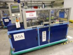 CG Automation Bobcat top/bottom case welding station, serial No. 410600 (2000), plant No 10463