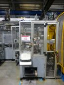 GMAT Model M85 CNC Traversing Pick & Place Robot, serial No. P113 Year of Manufacture 2003 with twin