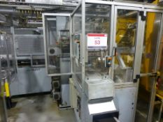 GMAT Model M85 CNC Traversing Pick & Place Robot, serial No. P112 Year of Manufacture 2003 with twin