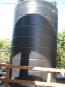 Enduramaxx 19,000 litre water holding tank. **A work Method Statement and Risk Assessment must be