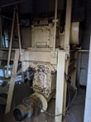 American Pulverizer Co, model 30x16WH pulveriser/hammer mill/ring mill, serial no: 8082. - Please