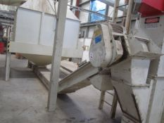 Unnamed flight chain conveyor, approx. 6.5m x 480mm width. **A work Method Statement and Risk