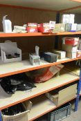 Contents of rack including screws self tap and masonry (please note: This lot is located at the