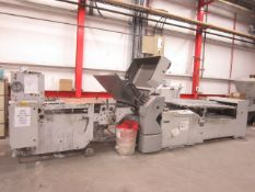 Heidelberg TH-82 Stahlfolder in line straight six folder, sno FH.FAWO-01226 (2009) with SBP-46
