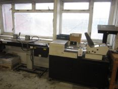 Astrojet 3800 envelope printer, serial no. DR26-064 (2012), with AMS MHDC 6000-2000, serial no.