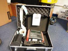 Uni-T UT528 PAT tester, serial no. 816002029