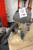 Titan TTB 351 VAC wet/dry vacuum, 240v