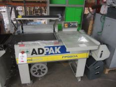 Adpack Smipack FP560A semi auto L sealer, serial no. 34734 (2010)