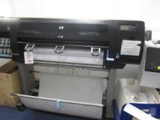 HP Designjet 26200 photo printer, serial no. MY31M69009