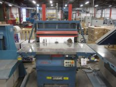 Schneider Senator Proferline 0077 Jogger, table size 1560x800mm, serial no. P-6759090 (1997) (Please