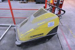 Karcher KSM 9505 B pedestrian floor scrubber, hours: 504