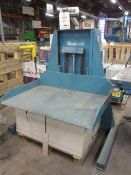 Baumen NUP650 stacker, serial no. 51.857 (Please note: A work Method Statement and Risk Assessment..