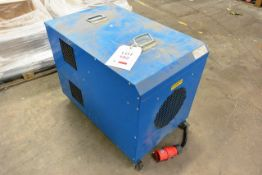 Industrial ducting heater, model FF29T-14, 3 phase