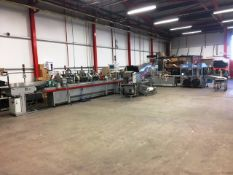 Sitma W1005BA automatic Polywrapping machine, sno 44201377 (2012) Estimate impression count circa