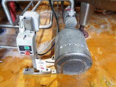 Unnamed FV/CIP scavenge pump