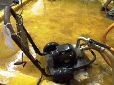 Cartfit Pumps Ltd mobile electric pump