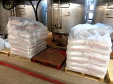 Eight pallets of Crisp Malt mixed, various types and quantity as lotted