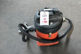 Numatic NVD0572 industrial hoover