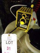 Milton Roy P135-39252 dosing pump, serial no. 200912019541