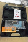 Carbon dioxide meter, with carry case