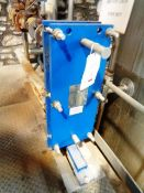 Arsopi-Thermal FH01-HJ-20 plate heat exchanger, serial no. 10217TH (2011), design temp 0/125, design