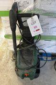 Bosch AQT 37-13, 240v pressure washer