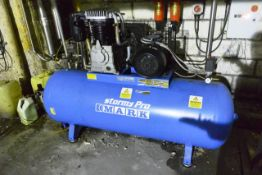 Aariac Stormy Pro 500F10XY receiver mounted air compressor, serial no. 6250369915 (2013) (Please