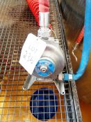 Flotronic pump, pump code F1366TT65RJTW, serial no. F035/05/06, 7 bar