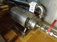 Stainless steel unnamed diaphragm pump