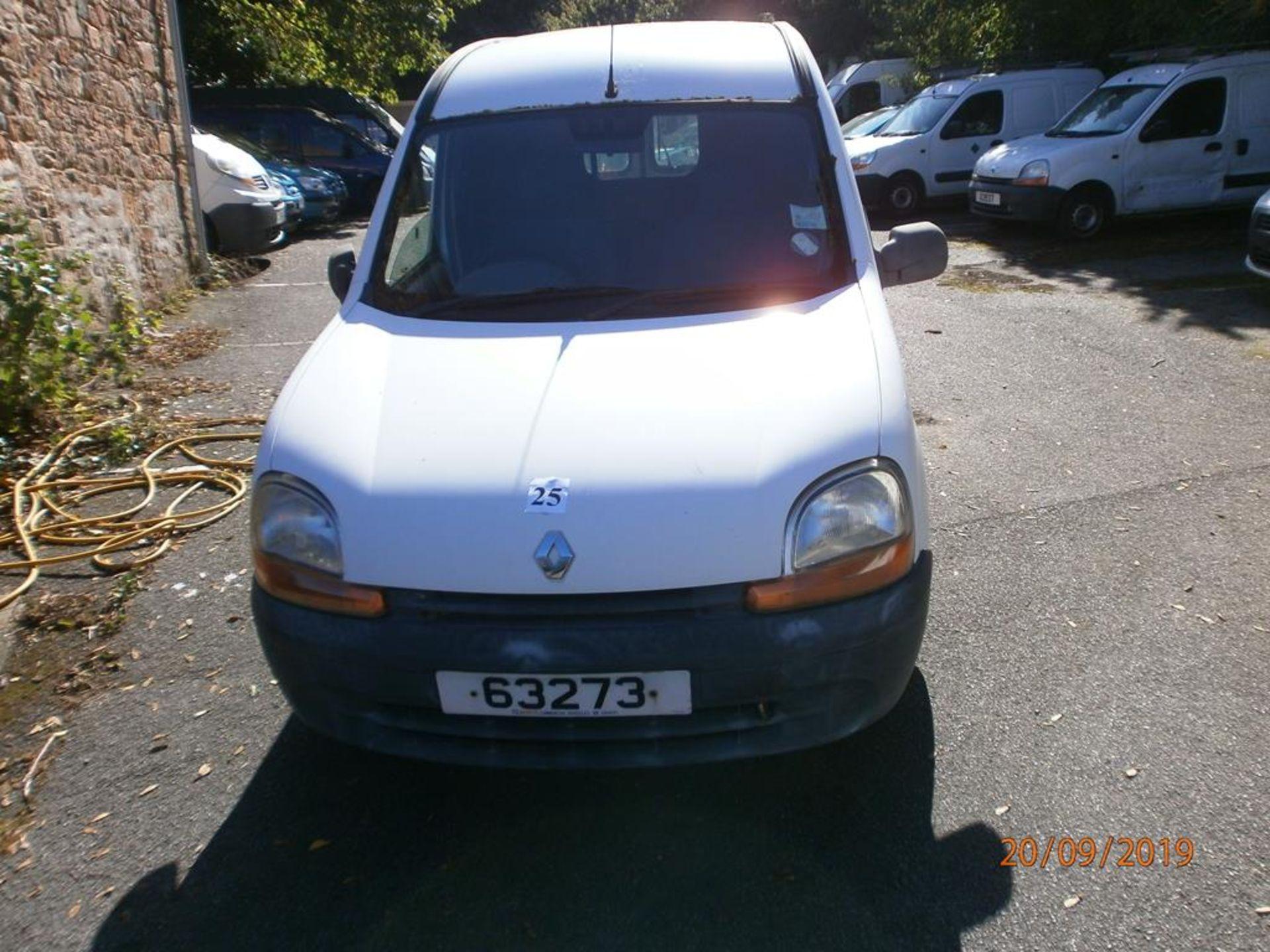 Lot 25 - Renault Kangoo 1.8D Van