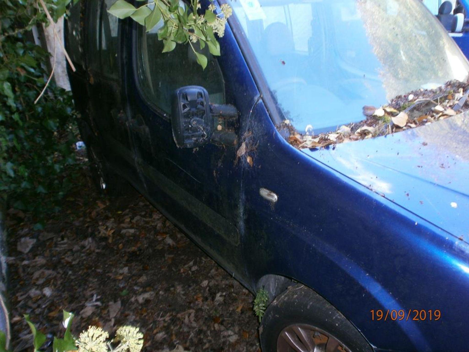 Lot 34 - Fiat Doblo 1.3D Van