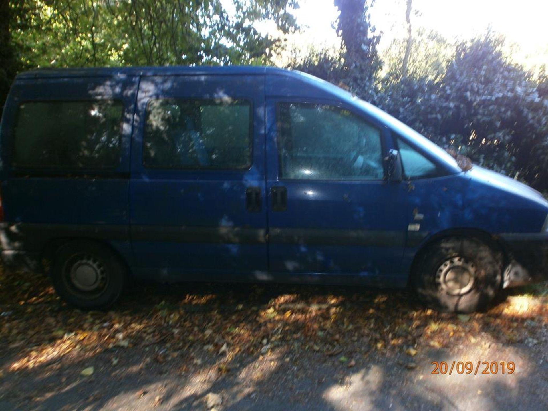 Lot 11 - Fiat Scudo 1.8D Van