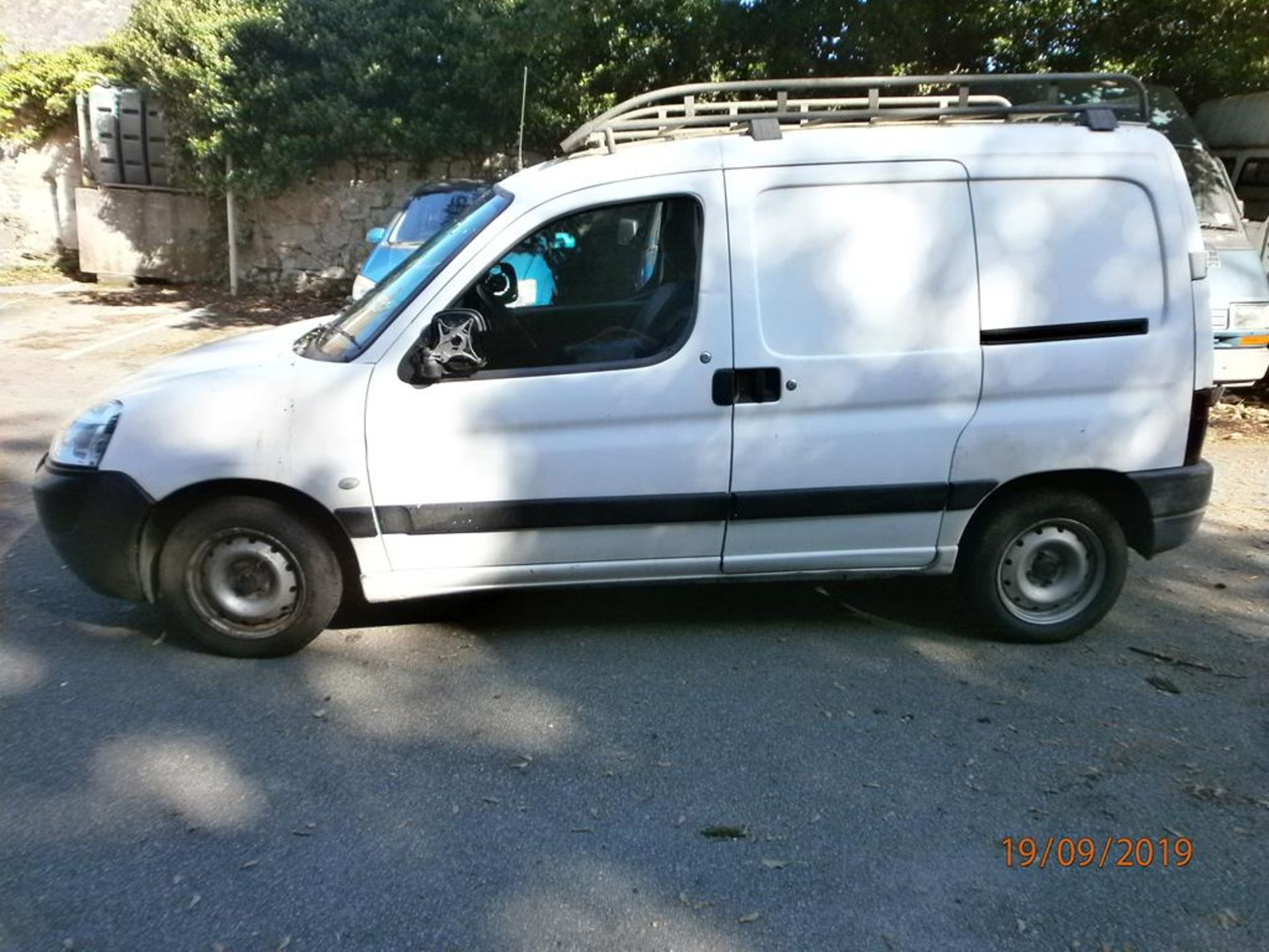 Lot 15 - Peugeot Partner Van 1.8D