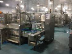 Con Pak System Collator and Basket/Tray Packer