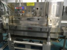 2005 Crown Global Copper with Feed Hopper and Cap Conveyor