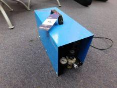 Unbadged mini compressor