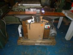 Curtis Engineering Machine Tool Makers Surface Planer