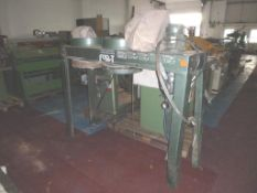 P and J 3 Bag Dust Extraction Unit
