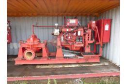 Iveco 423HP High Volume Fire Pump