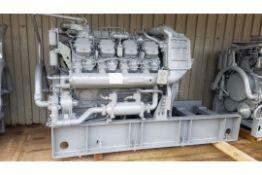 Dorman V8 Diesel Engine