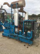Mercedes/Weir Heavy Duty Water Pump