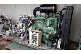 Mercedes/Zeigler High Pressure Water Pump