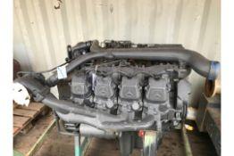 Mercedes V8 Diesel Engine