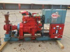 John Deere/SPP 4 cylinder Diesel Pump