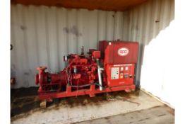 Iveco 82HP Firedriver 110 Diesel Fire Pump